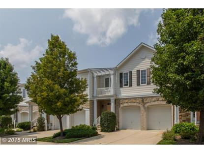 8731 ENDLESS OCEAN WAY #31 Columbia, MD MLS# HW8688569