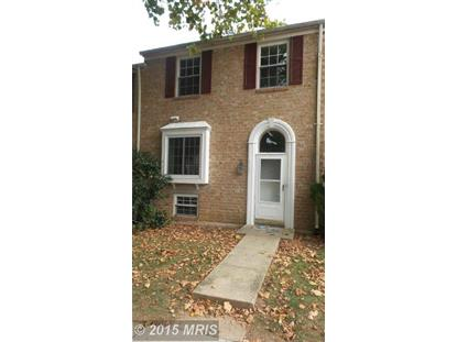 9747 SUMMER PARK CT Columbia, MD MLS# HW8697282