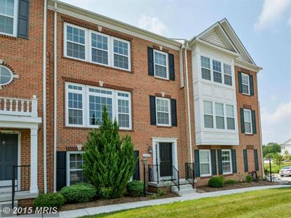 8853 PURPLE IRIS LN #36 Elkridge, MD MLS# HW8706606