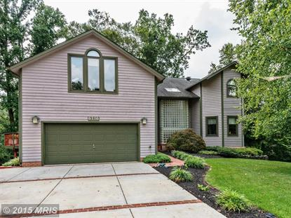 6116 SHADED LEAF CT Columbia, MD MLS# HW8708419