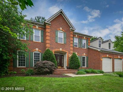 6100 HOLLY RIDGE CT Columbia, MD MLS# HW8720236