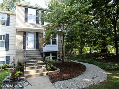 6014 WILD GINGER CT Columbia, MD MLS# HW8731363