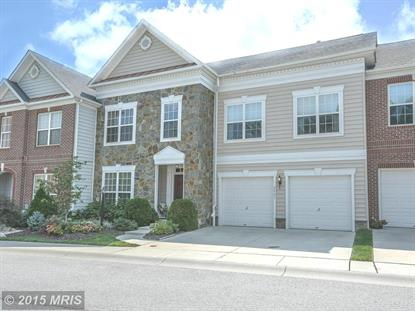8845 WARM GRANITE DR #19 Columbia, MD MLS# HW8737707