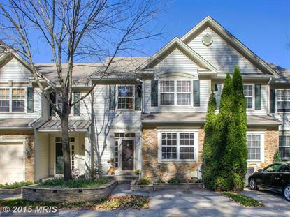 7342 ROCKY CREEK DR #21 Columbia, MD MLS# HW9509872