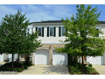 8713 ENDLESS OCEAN WAY #16 Columbia, MD MLS# HW9517318