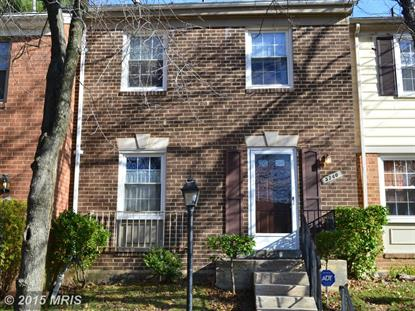 5740 FLAGFLOWER PL Columbia, MD MLS# HW9522705