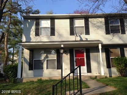 7206 SLEEP SOFT CIR Columbia, MD MLS# HW9605761