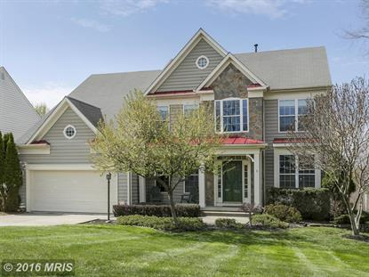 6505 EARLY LILY ROW Columbia, MD MLS# HW9625007