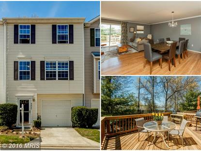 8825 GOOSE LANDING CIR Columbia, MD MLS# HW9633904