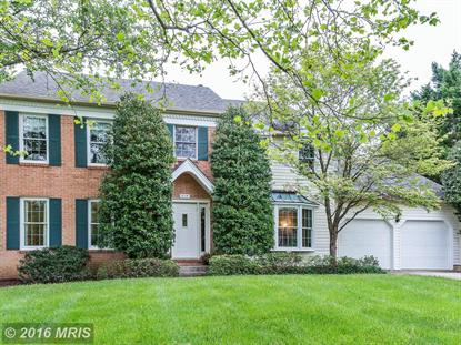 10281 BRECONSHIRE RD Ellicott City, MD MLS# HW9635672