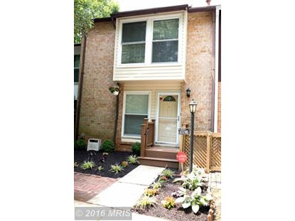 10748 FAULKNER RIDGE CIR Columbia, MD MLS# HW9656610