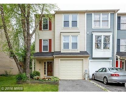 6421 POUND APPLE CT Columbia, MD MLS# HW9658535