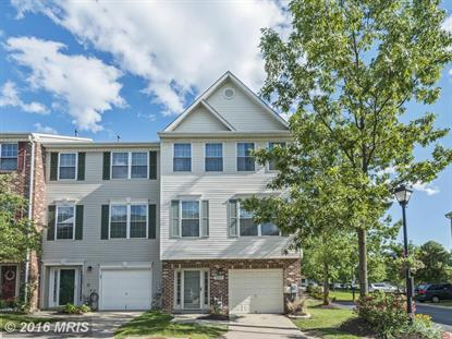 4907 LEE FARM CT #106 Ellicott City, MD MLS# HW9682811