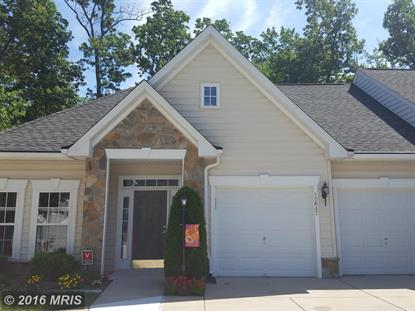 10647 HICKORY CREST LN #26 Columbia, MD MLS# HW9735945