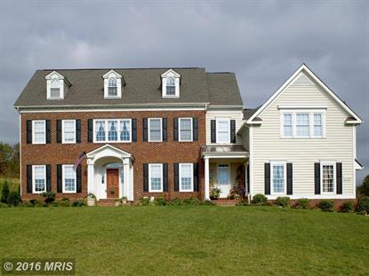 5010 GAITHERS CHANCE DR Clarksville, MD MLS# HW9750367