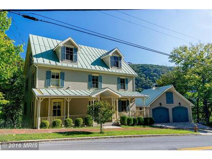 270 WASHINGTON ST Harpers Ferry, WV MLS# JF9600472