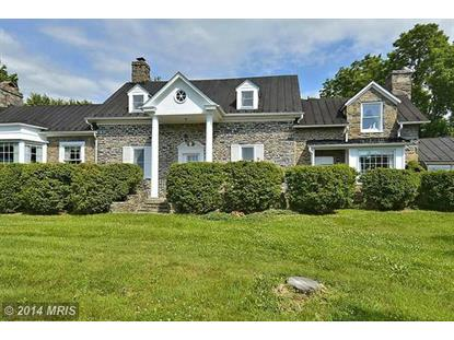13656 HARPERS FERRY RD Purcellville, VA MLS# LO8468759