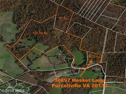 36697 HESKETT LN Purcellville, VA MLS# LO8519430