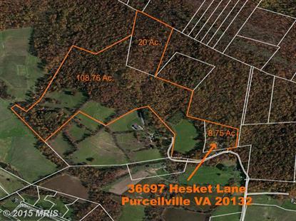 36697 HESKETT LN Purcellville, VA MLS# LO8519498