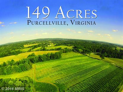 TELEGRAPH SPRINGS RD Purcellville, VA MLS# LO9741544
