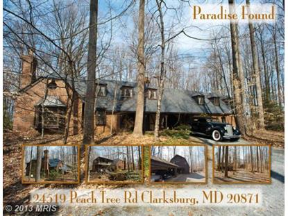 24519 PEACH TREE RD Clarksburg, MD MLS# MC8175106
