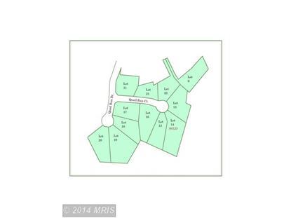 12905 QUAIL RUN CT Darnestown, MD MLS# MC8245975