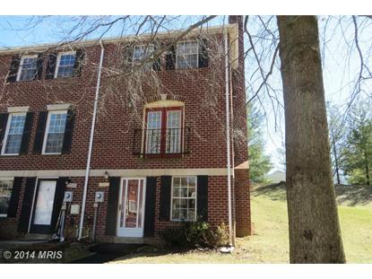 13568 DEERWATER DR Germantown, MD 20874 MLS# MC8293718
