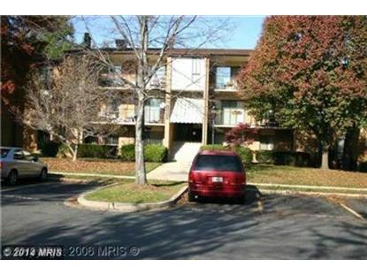13213 DAIRYMAID DR #20 Germantown, MD 20874 MLS# MC8305349