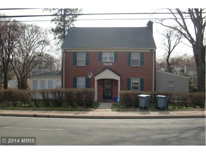 10408 NEW HAMPSHIRE AVE Silver Spring, MD MLS# MC8307885