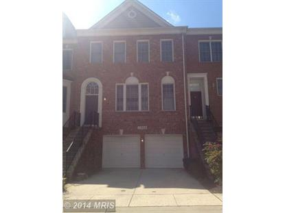 11906 CASTLEGATE CT #45 Rockville, MD MLS# MC8307915