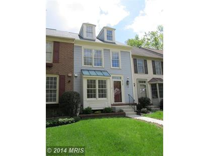 3738 ANGELTON CT Burtonsville, MD MLS# MC8308612
