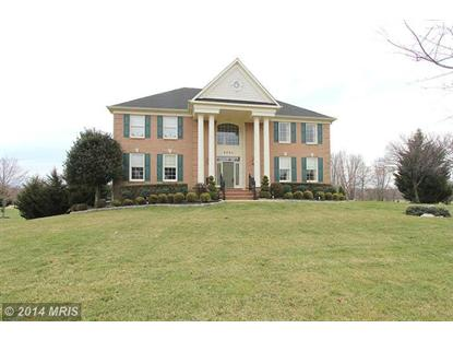 2020 CARTER MILL WAY Brookeville, MD MLS# MC8312140