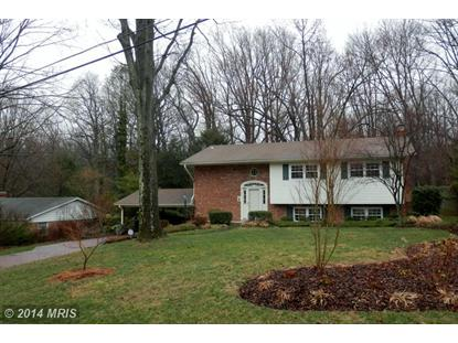 17705 TREE LAWN DR Ashton, MD MLS# MC8312577