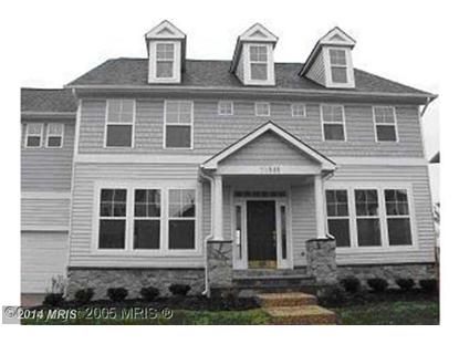 23840 BURDETTE FOREST RD Clarksburg, MD MLS# MC8330162