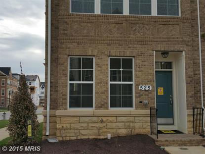 525 HENDRIX AVE Gaithersburg, MD MLS# MC8352485