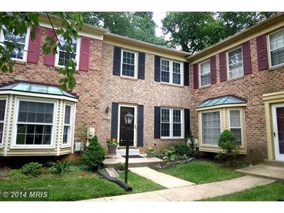1006 WINDRUSH LN #21 Sandy Spring, MD MLS# MC8360767