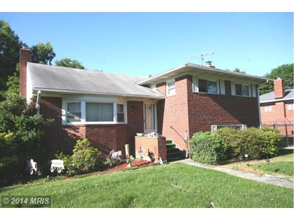 1900 FRANWALL AVE Silver Spring, MD MLS# MC8378677