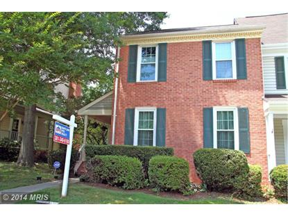 11607 PLEASANT MEADOW DR North Potomac, MD MLS# MC8394584