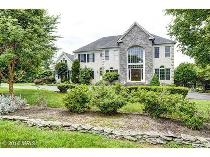 1917 BRIGHTON DAM RD Brookeville, MD MLS# MC8399123