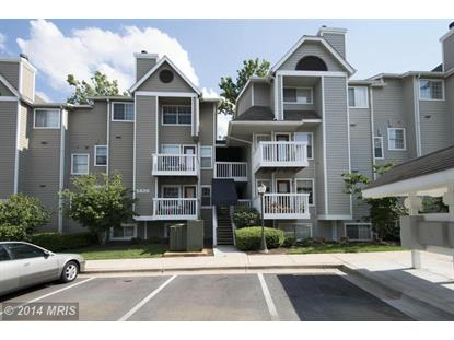 5820 INMAN PARK CIR #110 Rockville, MD MLS# MC8408977