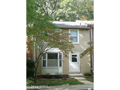 11578 SUMMER OAK DR Germantown, MD 20874 MLS# MC8409488