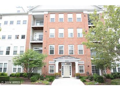 502 KING FARM BLVD ##205 Rockville, MD MLS# MC8414580
