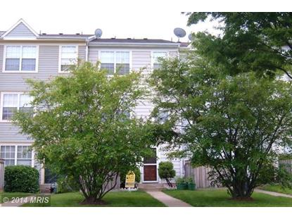 13906 HIGHSTREAM PL Germantown, MD 20874 MLS# MC8428977