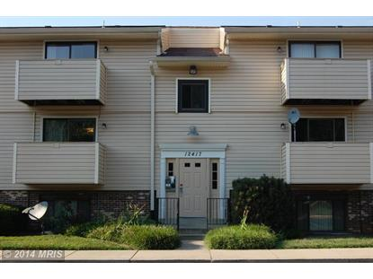 12417 HICKORY TREE WAY #C Germantown, MD 20874 MLS# MC8432572