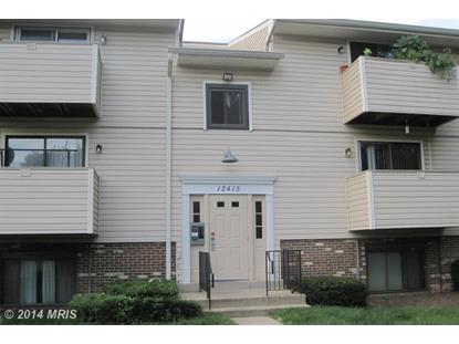 12415 HICKORY TREE WAY #C Germantown, MD 20874 MLS# MC8451650