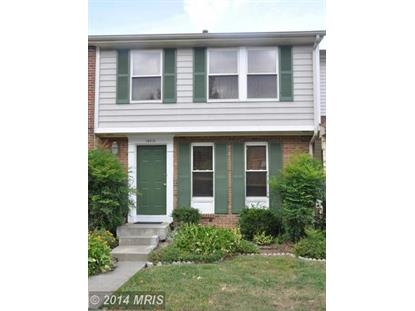 14018 GREAT NOTCH TER North Potomac, MD MLS# MC8481943