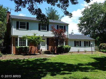 15601 ANCIENT OAK DR Darnestown, MD MLS# MC8494106
