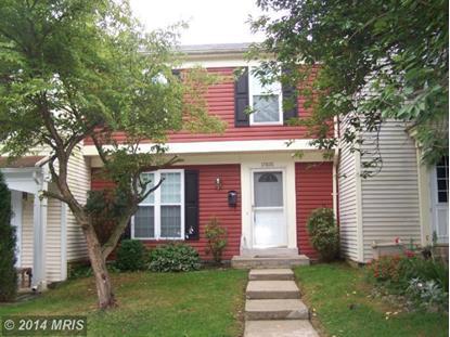 12806 KITCHEN HOUSE WAY Germantown, MD 20874 MLS# MC8501301