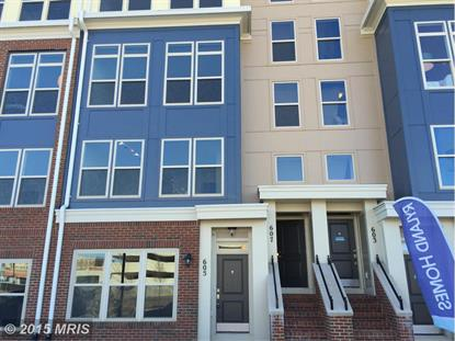 607 DIAMONDBACK DR #. Gaithersburg, MD MLS# MC8501910