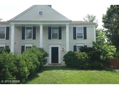 14948 CARRY BACK DR North Potomac, MD MLS# MC8515820